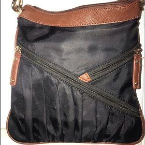 Handbags - Nylon crossbody purse by Sondra Roberts
